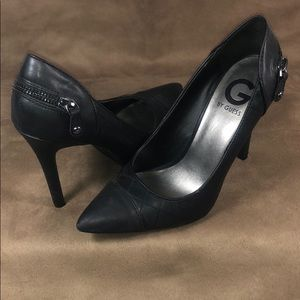 Guess Stitched Heels